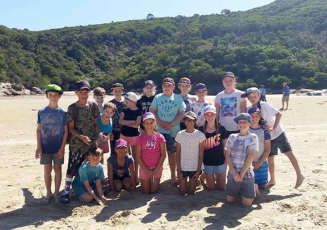 camp-programs-skye-primary-school-beach