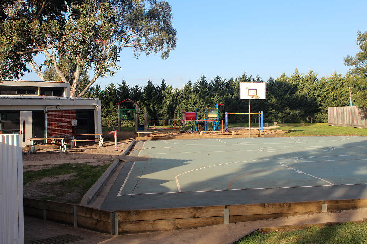Basketbal Court 2