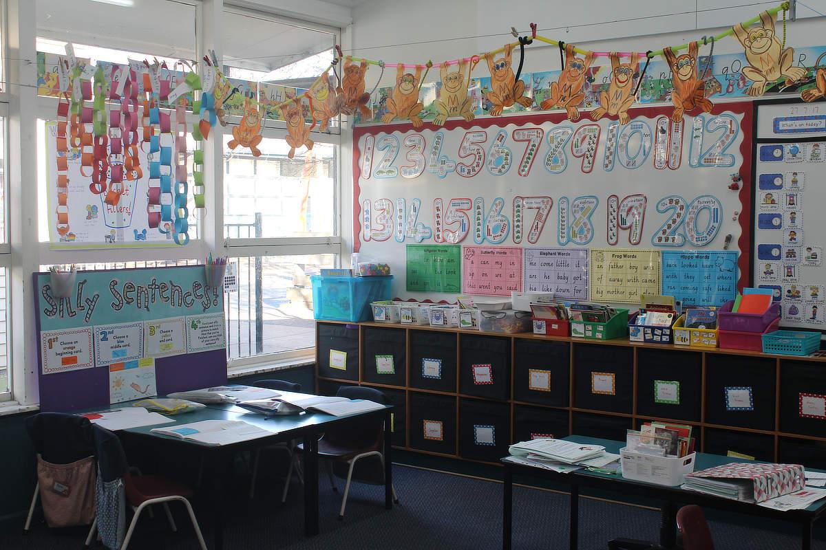 Prep Classroom